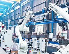 端梁焊接机器人